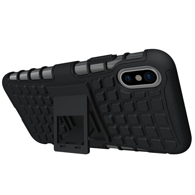 Iphone X TPU Cover Shockproof black