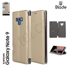 Samsung Note 9 - Blade Wallet gold