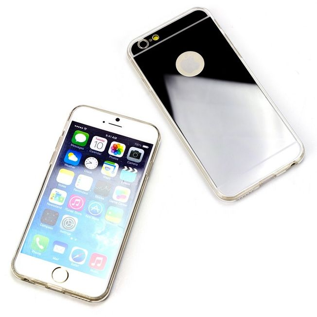 Iphone 6/6s - TPU Mirror Cover