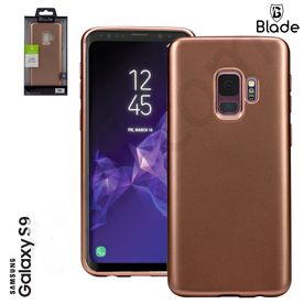 Samsung S9 - TPU Cover rosegold