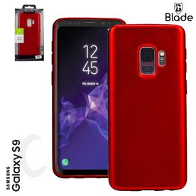 Samsung S9 - TPU Cover rot