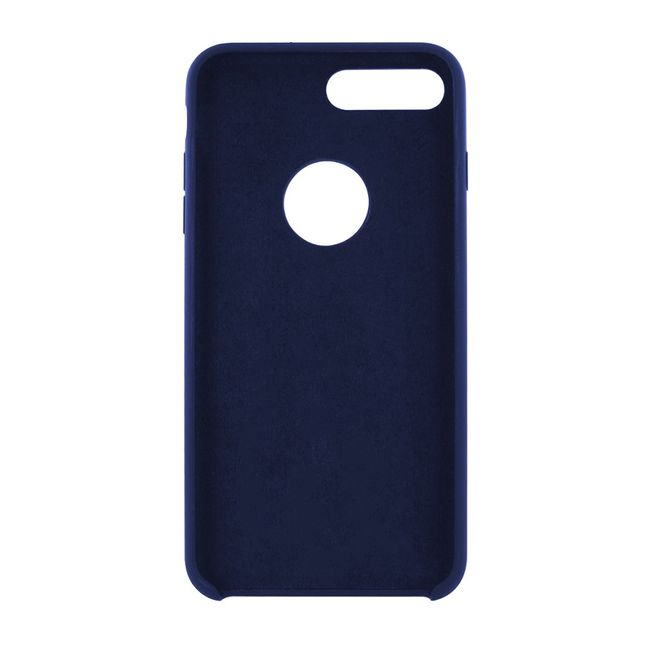Iphone 7+/ 8+ Silikon Cover - midnight blue