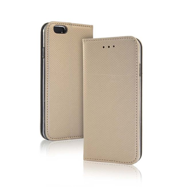 Iphone X Smart Magnet Wallet gold