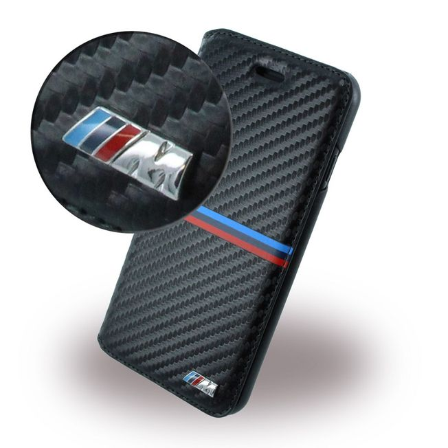 Iphone 7/8 - BMW Wallet Carbon
