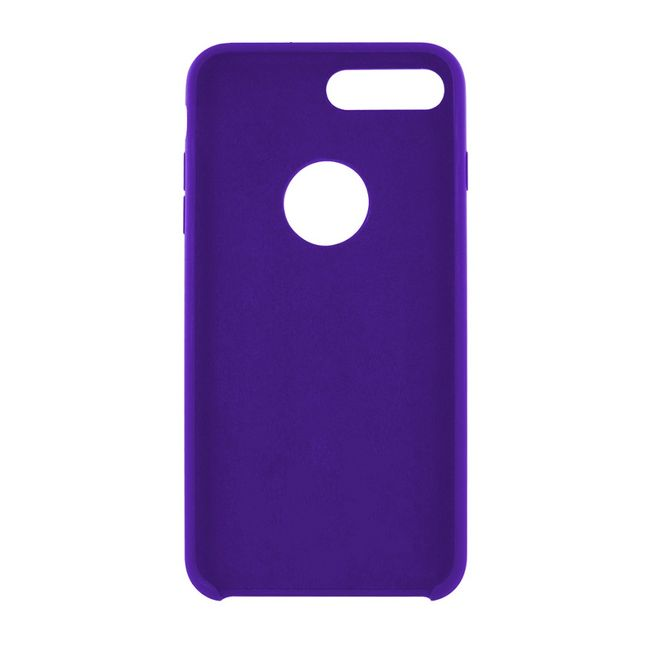 Iphone 7+/ 8+ Silikon Cover - lila