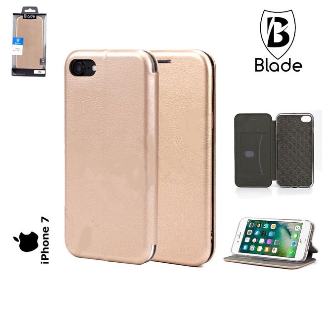 Iphone 7/8 Blade Wallet rosegold