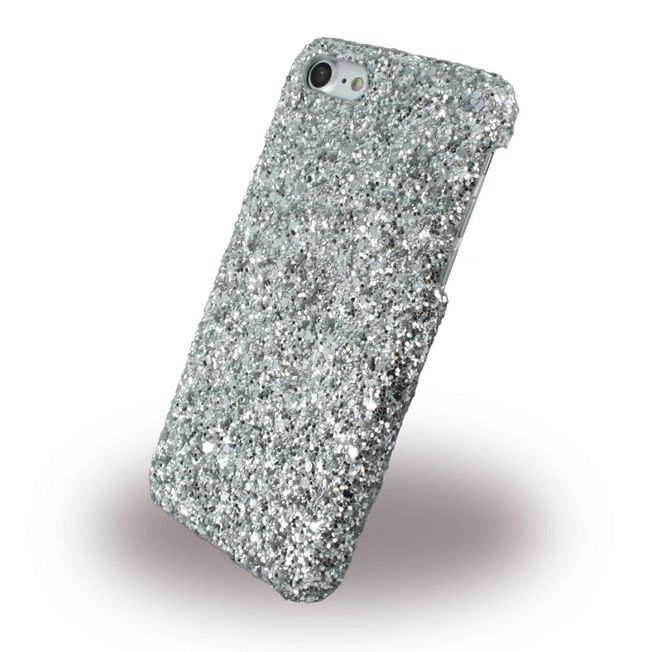 Iphone 7/8 Case Shinny silber