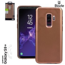 Samsung S9+ Blade Cover rosegold