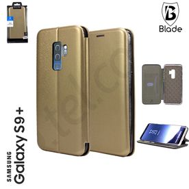 Samsung S9+ - Blade Book Wallet gold