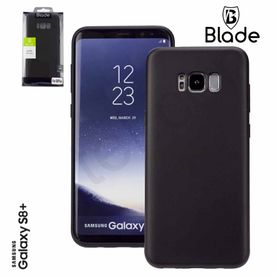 Samsung S8+ Cover black - Blade