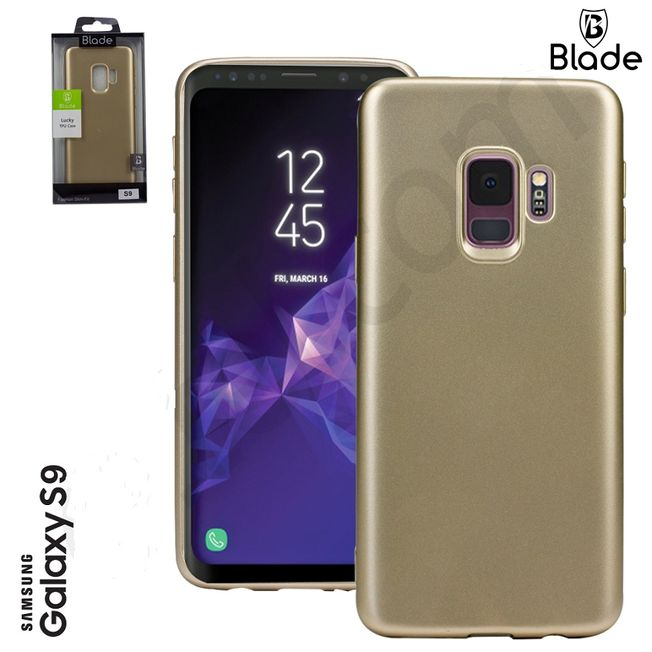 Samsung S9 - TPU Cover